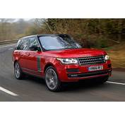 New Range Rover SVAutobiography Dynamic Review  Auto Express