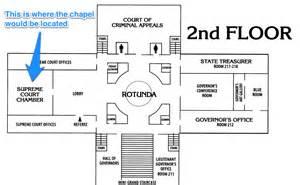 Us Senate Floor Plan oklahoma house speaker adds a chapel to the blueprints of
