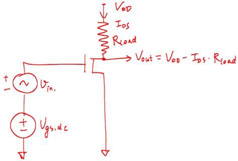 mosfet load resistor 10 lifiers elec2210 1 0 documentation
