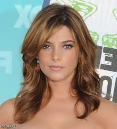 Galerry hairstyle for medium hair