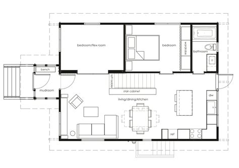 Room Floor Plan by Floor Plans Chezerbey