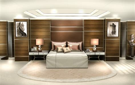schlafzimmer yacht newcruise 120m motor yacht explore 120 a spacious world