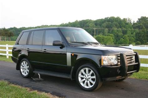 tan land rover find used 2003 land rover range rover hse sport utility 4