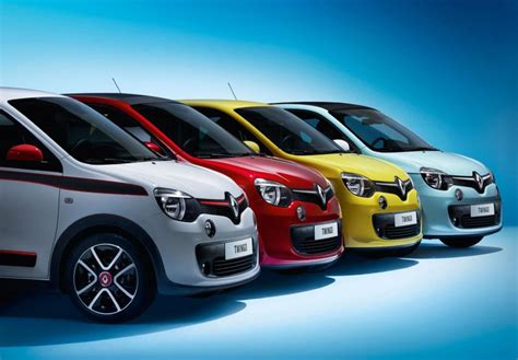 renault twingo 2015 2015 renault twingo gets revealed electric version