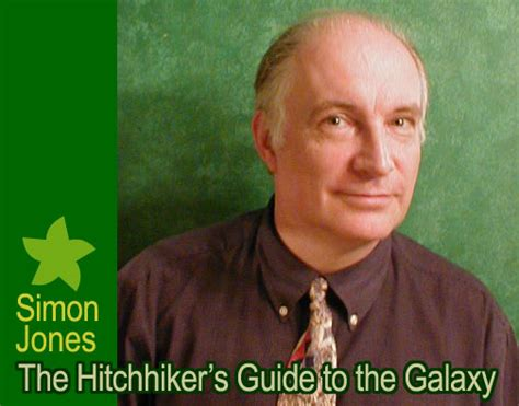 Simon Jones To In The Hitchhiker S Guide To The the hitchhiker s guide to the galaxy simon jones