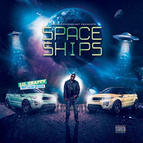 mixtape template space ships mixtape cover design template mixtapecovers net