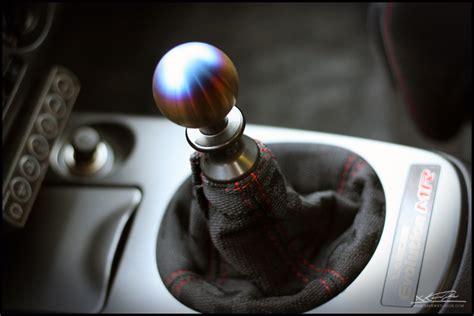 Evo 8 Shift Knob Thread by Arc Titanium Shift Knob Pics Page 4