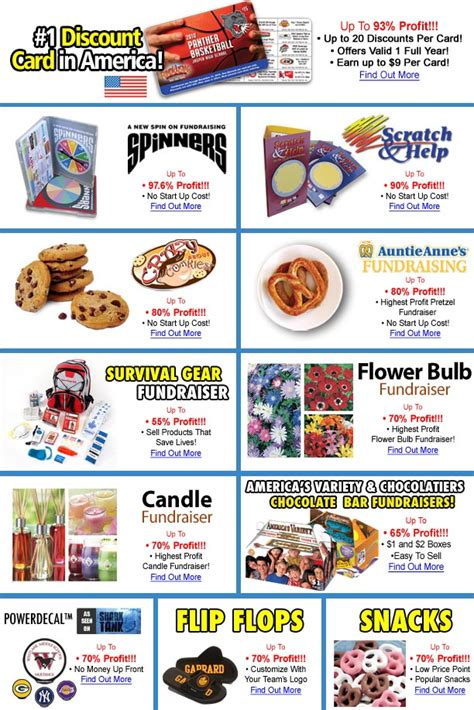 student fundraising 90 profit fundraising ideas for