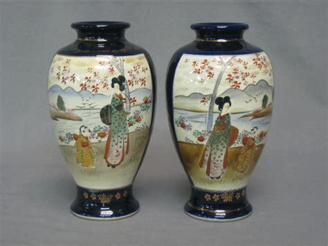 Japanese Vases Values by Satsuma Vase Value Images