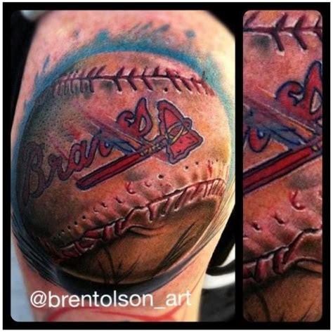 tattoo junkies prices arm realistic baseball tattoo by art junkies tattoos