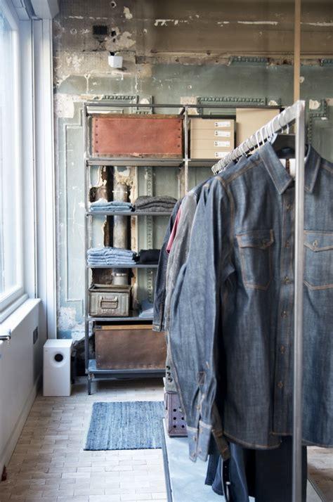 london cool shop find nudie jeans repair shop melting nudie jeans store global repair station london 圆道品牌设计