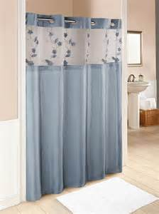 styles 2014 blue shower curtains