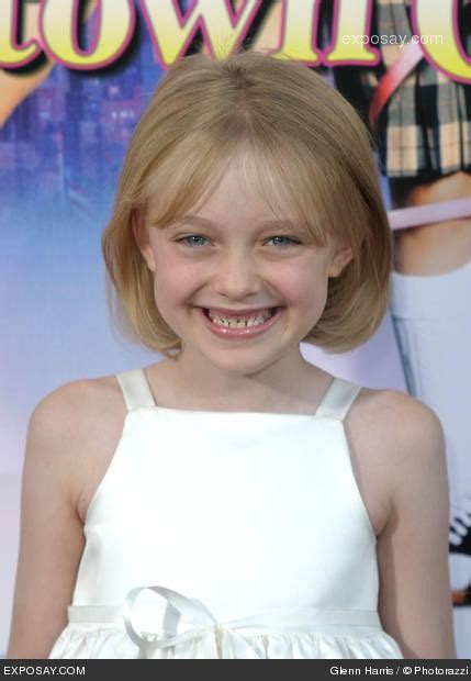 what is dakota fanning doing now 17 best images about dakota fanning small on