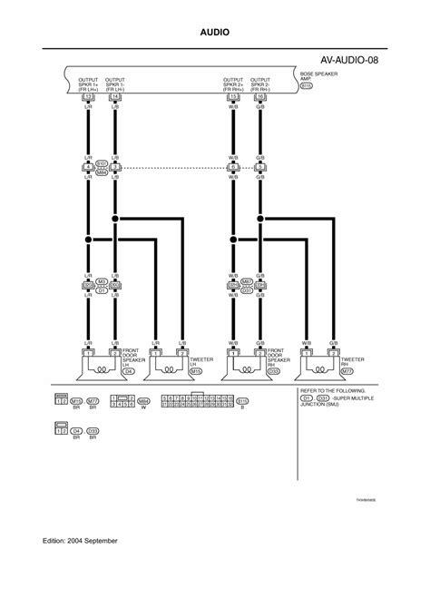 Infiniti G37 Wiring Diagram - Wiring Diagram