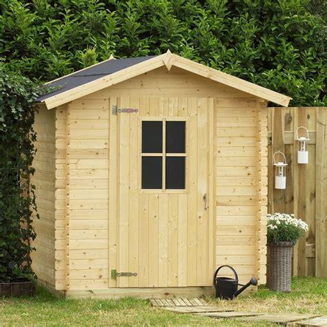 casetta da giardino legno casetta da giardino in legno 198x198x218 h quot londra