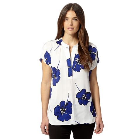 Violins Blouse blue blouse debenhams blouse with