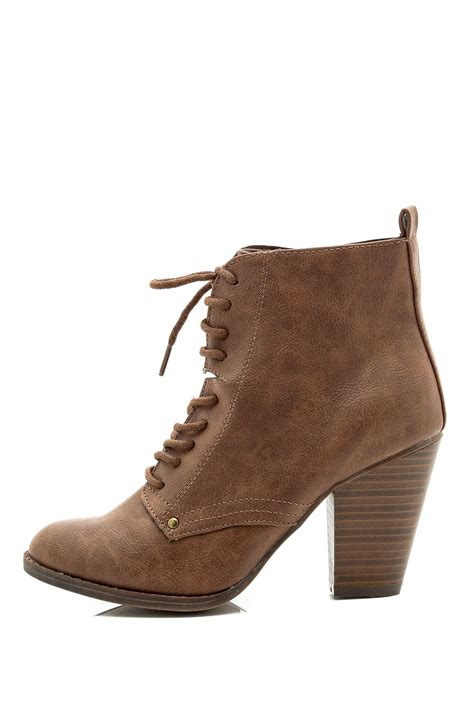 breckelle s lace up bootie from manhattan by dor l dor