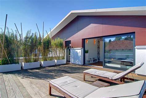 fertighaus dachterrasse design fertighaus dachterrasse mit bagkirai holz bild 5