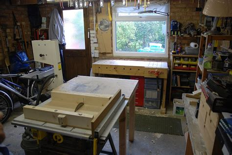 dsc 0145 jpg wood pinterest woodworking shop my redesigned shop finewoodworking