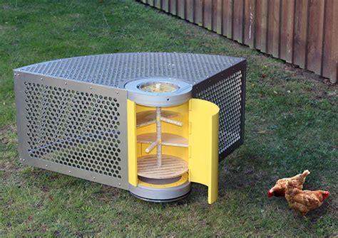 hen house easy urban hen house gadgets matrix