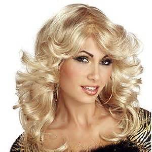 feathered hair styles from the 60s disco mama wig disco hairstyles discos and disco party