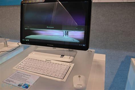 Laptop Lenovo A300 ces 2010 lenovo ideacentre c310 und a300 engadget deutschland