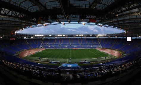 ingresso stadio olimpico roma stadio olimpico stage for fierce duel quot derby della