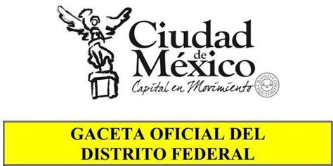 ley de archivos del distrito federal infodforgmx reformas a la ley de extinci 243 n de dominio para el df