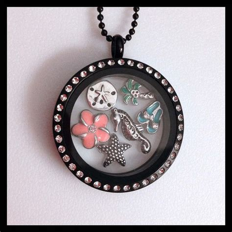 Origami Owl Black Chain - 12 best origami owl jewelry images on origami