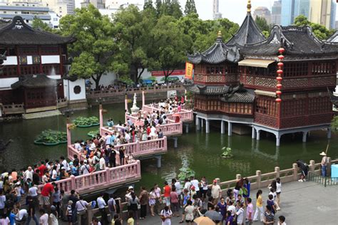 photos images pictures of yu garden shanghai china