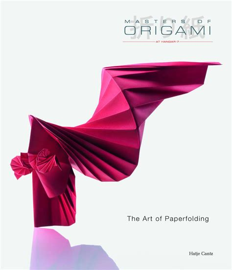 Origami Master - masters of origami contemporary hatje cantz