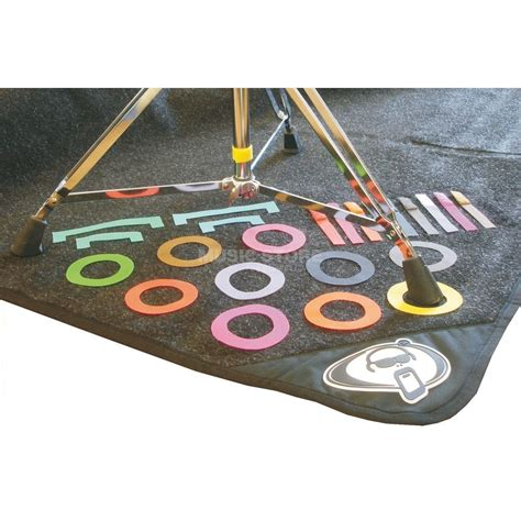protection racket drum rug protection racket marker for drum rug multi colour