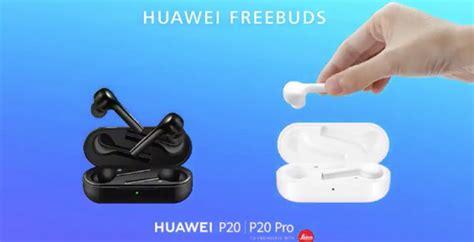 Huawei FreeBuds wireless earphones last twice as long as