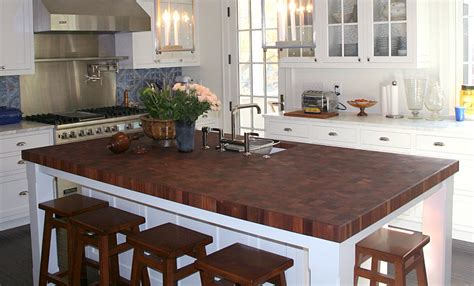 Kitchen Islands Stainless Steel by Butcher Block Island Butcher Block Countertops Photos