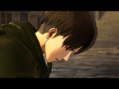 Gamis Levis attack on titan ps4 levi gameplay footage