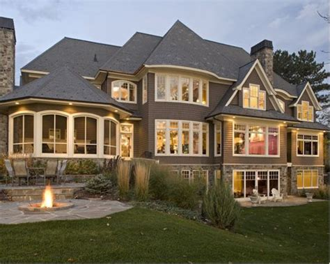 Lots Of Windows House Plans Decor Walkout Basement Landscaping Ideas Pictures Remodel And Decor