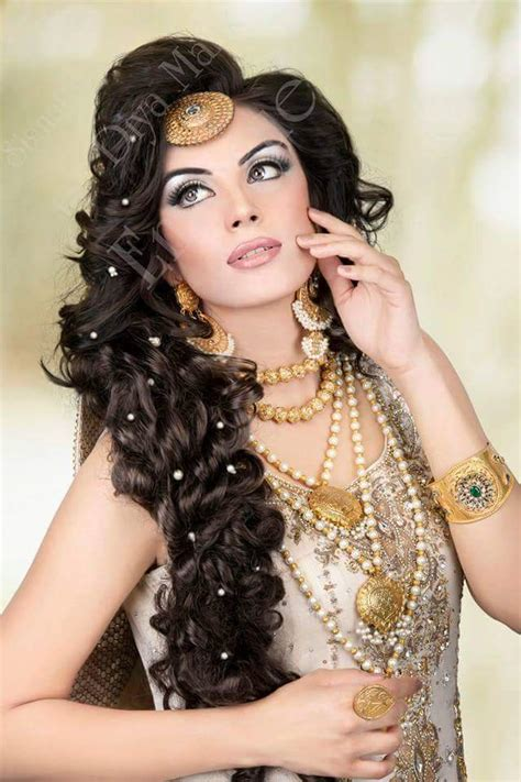 long hair style in pakistan latest stylish bridal hairstyles 2016 style collectx