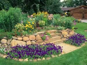 Rock Garden Bed Ideas 50 Garden Decorating Ideas Using Rocks And Stones