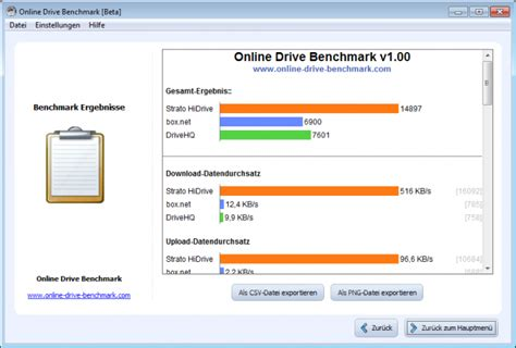 drive online online drive benchmark download freeware de