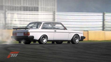 volvo 242 drift forza motorsport 4 volvo 242 turbo drift