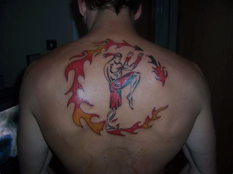 muay thai tattoos pin muay thai pictures on