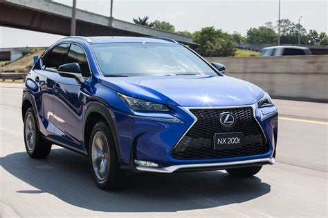drive lexus nx 200t f sport is sport in name only