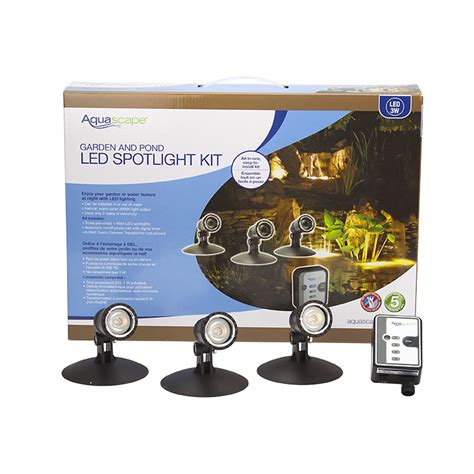 aquascape light calculator fountain light kits led pond lighting kits aquascape