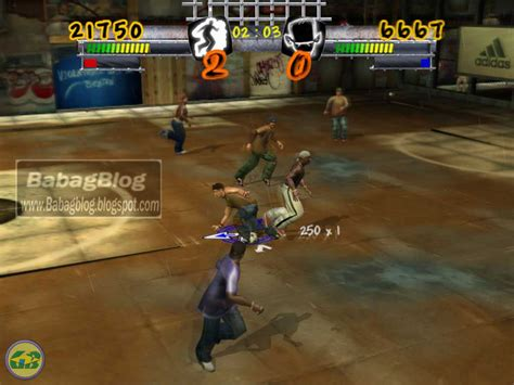 download freestyle urban freestyle soccer free download full version pc game