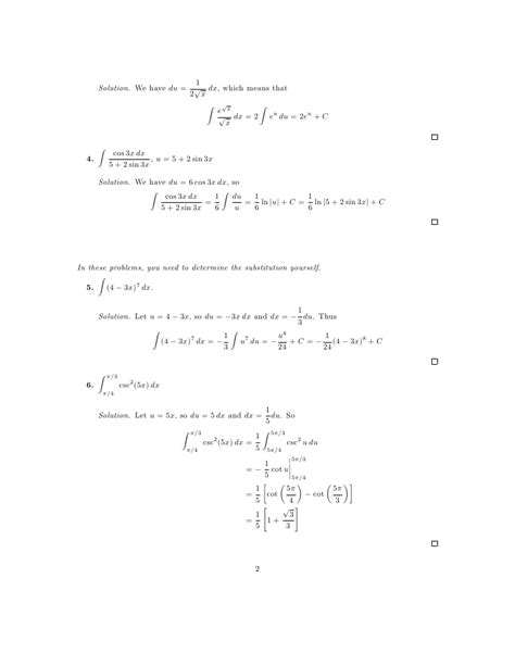 Definite Integral Worksheet by Definite Integral Worksheet Ommunist