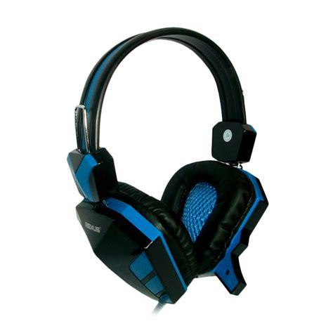 Headset Gaming Rexus F22 jual rexus f22 headset gaming biru harga kualitas terjamin blibli