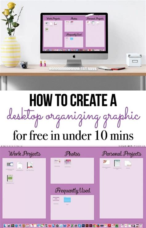 work desk organization best 20 desktop organization ideas on work