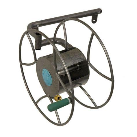 yard butler srwm 180 wall mounted garden hose reel ebay