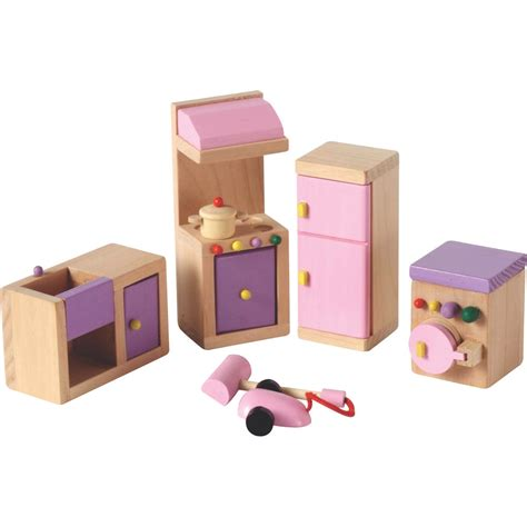 doll house toy wooden dollhouse furniture kits latest le toy van sugar