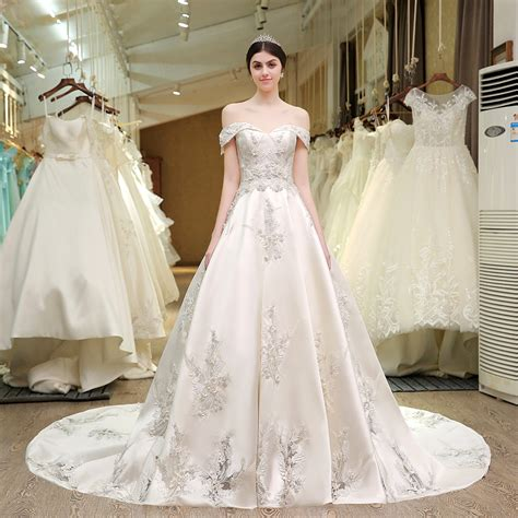 Designer Wedding Dresses Gowns by Buy Wholesale Bling Corset Wedding Dresses From